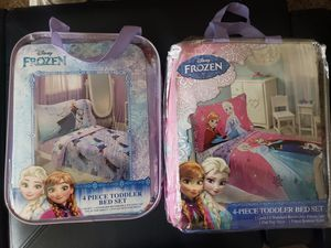 Frozen Toddler Bedding Set NEW !!!!! for Sale in Pico Rivera, CA
