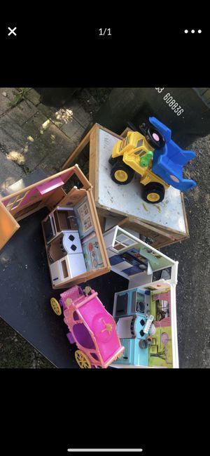 Free toys for Sale in La Grange, IL