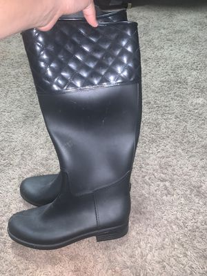 Rain boots for Sale in Carrollton, TX