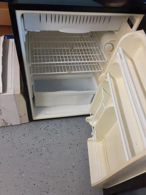 Mini fridge with freezer inside for Sale in Huntington Beach, CA