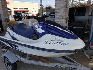 Yamaha Waverunner (Jetski) Ready to Run for Sale in Valrico, FL