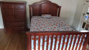 Full bedroom set for Sale in Colorado Springs, CO