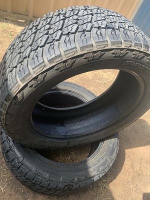 Nitto terra Grapplers G2 tires for Sale in Odessa, TX
