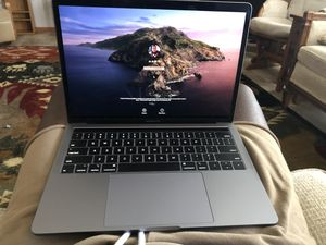 MacBook Pro 13 in with Tool Bar Core i5 for Sale in Cedar Rapids, IA