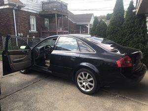 2001 Audi A6 2.7t selling as it is $1500 for Sale in Dearborn, MI