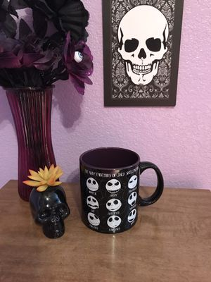Nightmare before Christmas mug for Sale in Lancaster, CA