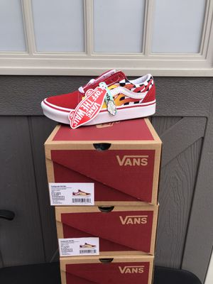 Vans comfycush for kids for Sale in Los Angeles, CA