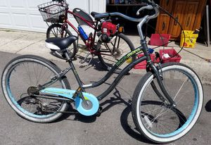 Womens Sun Beach Cruiser 7 Speed Bicycle for Sale in Oak Park, IL