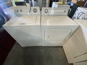Washer & gas dryer set for Sale in Sacramento, CA