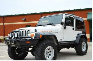 For.sale 2O03 Rubicon FWDWheelss for Sale in Burbank, CA