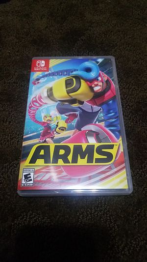 Arms for Nintendo Switch for Sale in Gilbert, AZ