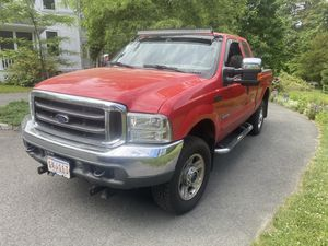 2003Ford F-350 6.0 turbodiesel for Sale in Milford, MA
