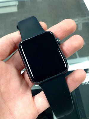 Apple Watch Series 1 Black 42mm for Sale in North Providence, RI