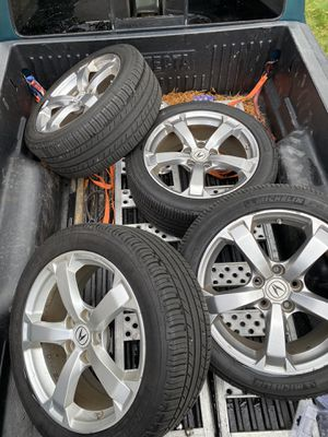Factory acura 18in wheels for Sale in Meriden, CT