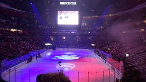 Panthers vs maple leafs 109 first row 2 seats and parking for Sale in Margate, FL