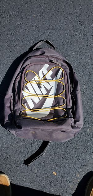 Nike 72 Athletic backpack for Sale in Shelton, CT