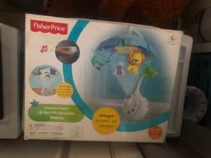2 in 1 baby projector mobile for Sale in Riverside, CA