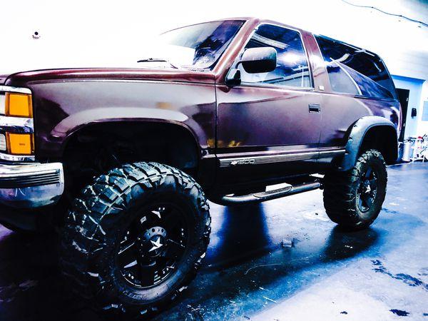 94 Chevy 2 door Blazer
