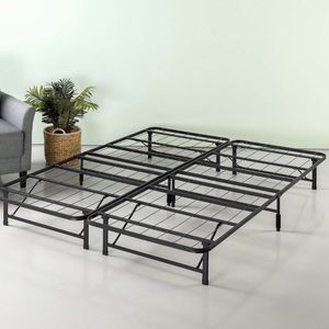 Zinus 10 Inch SmartBase Mattress Foundation, Platform Bed Frame, Box Spring Replacement, Quiet Noise-Free, Eastern King for Sale in San Diego, CA