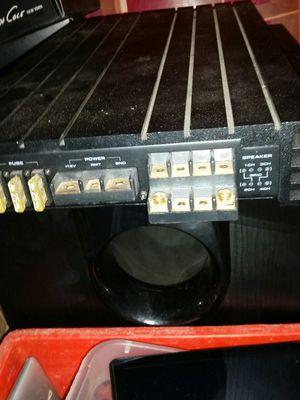 Car amplifier for Sale in Phoenix, AZ