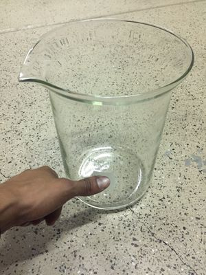 4L Pyrex Beaker kimax for Sale in San Diego, CA