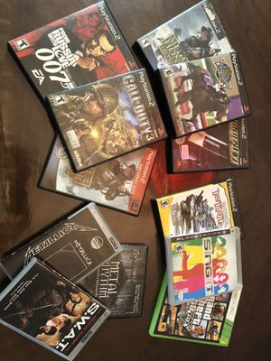 Video game bundle for Sale in Irwindale, CA