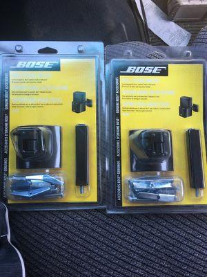 Bose wall Celing brackets for Sale in Tampa, FL