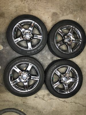 Lexus wheels gs300/400 for Sale in Los Angeles, CA