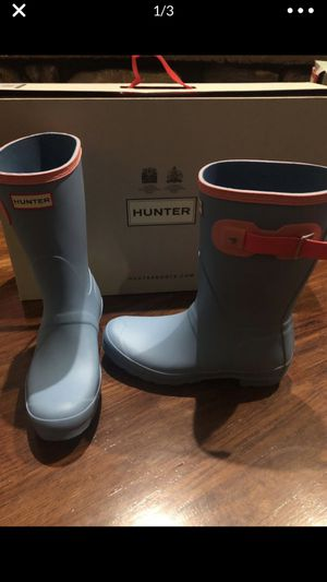 Hunter rain boots for Sale in Spring Valley, CA
