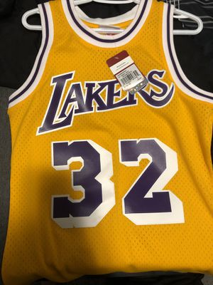 Lakers Johnson Jersey. New sz: S for Sale in Miami, FL