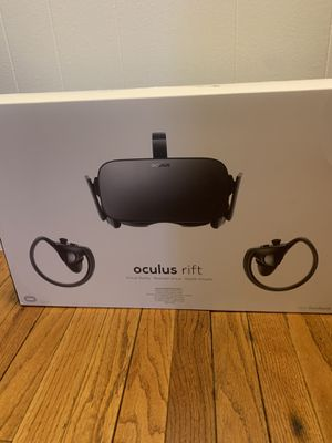 Oculus RIFT for Sale in Franklin Park, IL