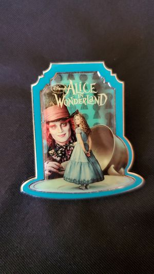 First release Tim Burton Alice pin for Sale in Jamul, CA