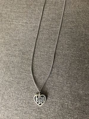"""James Avery Little Sister """" Necklace for Sale in Houston, TX"""