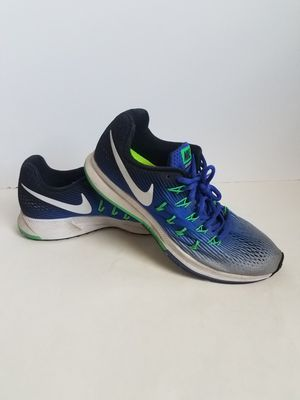 Nike Pegasus Zoom 33 Womens Size 8 Blue Green Running Shoes Sneakers Lightweight for Sale in Philadelphia, PA