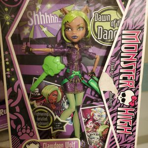 Clawdeen Wolf Dawn Of The Dance for Sale in Fresno, CA