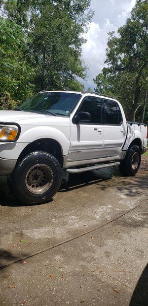 2001 Ford Explorer Sport Trac 4×4 for Sale in Dunnellon, FL