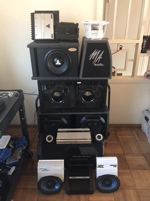 Car Audio For Sale for Sale in Daly City, CA
