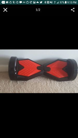 Smart balance hover board with charger for Sale in Haymarket, VA
