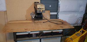 Craftsman radial arm saw for Sale in Burbank, WA