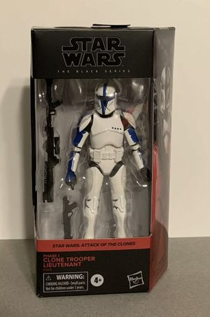 Star Wars The Black Series Clone Trooper Lieutenant Phase 1 for Sale in Fairfax, VA