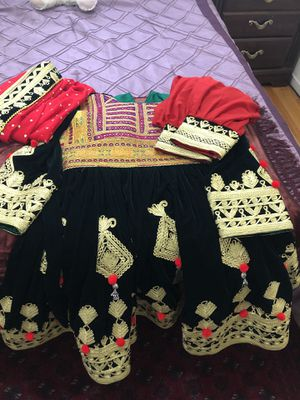 Gorgeous brand new Afghan clothes for Sale in Hayward, CA