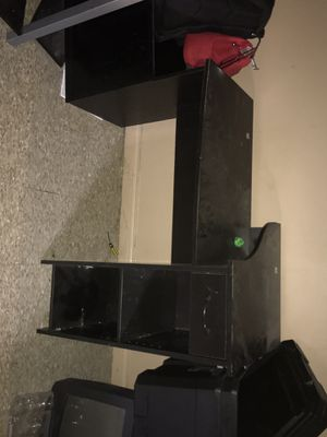 Two desk and two tv stands for Sale in Chicago, IL