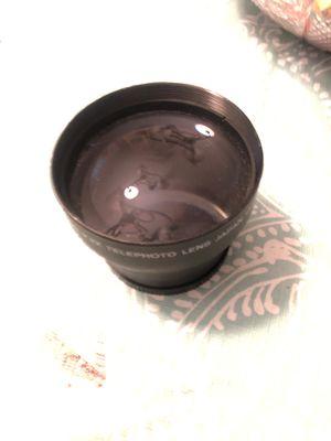 Vivitar 2.2X telephoto lens//remotes for Sale in San Antonio, TX