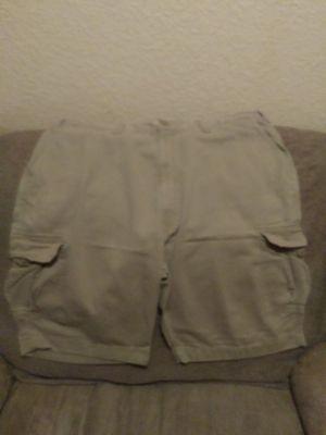 Levis khaki cargo shorts size 40 for Sale in Miami, FL