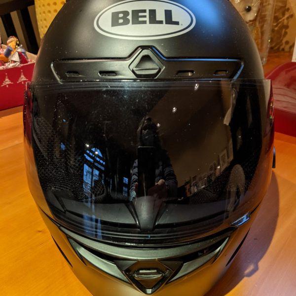 Bell Motorcycle Helmet