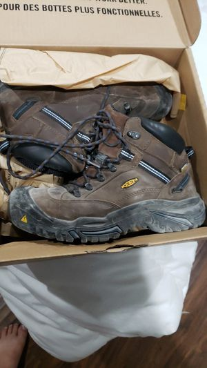 Keen steel toe boots for Sale in San Gabriel, CA