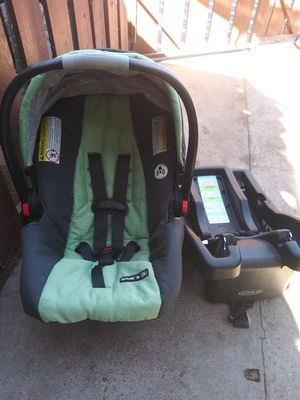 Car seat. Graco click connect for Sale in Phoenix, AZ
