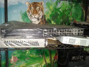 Cisco 24 Port model sf300-24 for Sale in Miami, FL