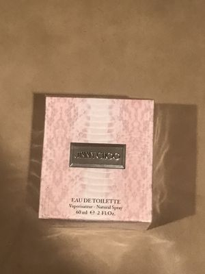 Jimmy choo perfume/brand new for Sale in LAKE CLARKE, FL