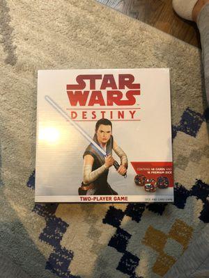 Star Wars Destiny board game for Sale in Alexandria, VA